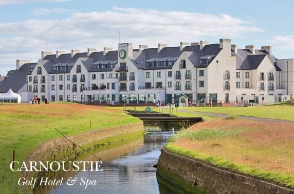 4* Carnoustie Golf & Spa Hotel getaway