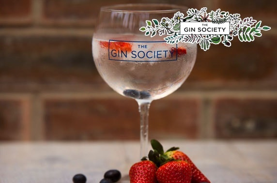 The Gin Society Festival 2019; choice of 3 locations