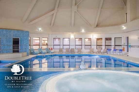 4* Westerwood Hotel spa day