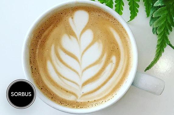 Sorbus 4 coffee pass