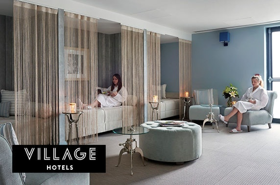 Village Hotel Edinburgh spa day