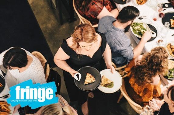 Comfort Food Cabaret at The Fringe