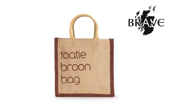 Toatie Broon bag