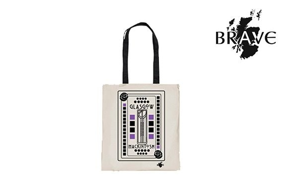 Mackintosh Glasgow tote bag
