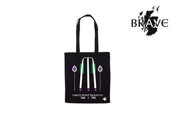 Mackintosh Big M tote bag