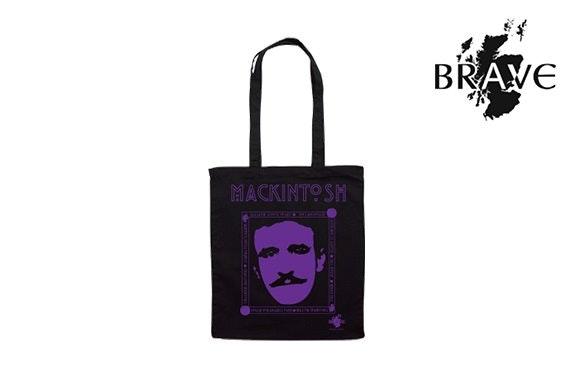 Mackintosh Architect tote bag
