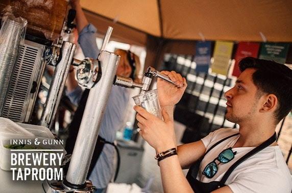 Innis & Gunn Craft Beer Festival & BBQ