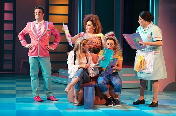 Club Tropicana the Musical at Eden Court Theatre, Inverness