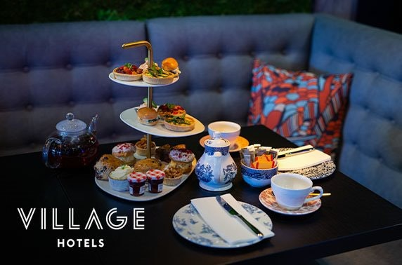 Afternoon tea by GBBO's Candice Brown, 4* Village Hotel Aberdeen