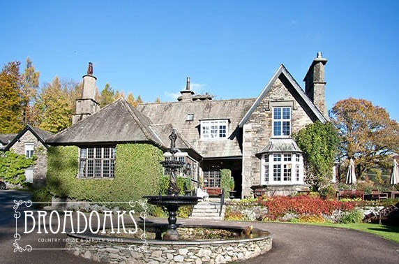 Luxury Broadoaks Country House stay, nr Lake Windermere