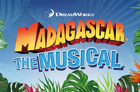 Madagascar The Musical at the King's Theatre