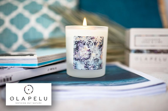 Award-winning OlaPelu luxury candles