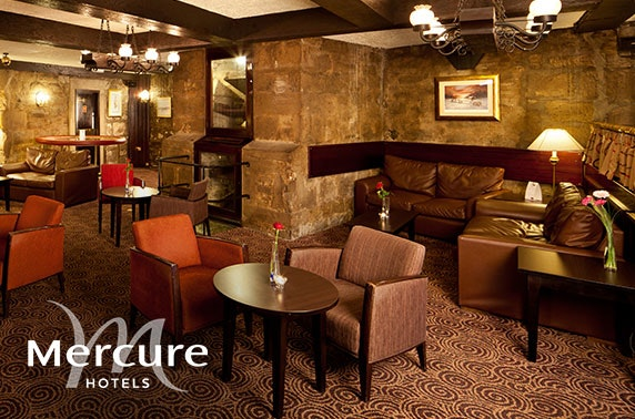 Mercure Perth Hotel stay