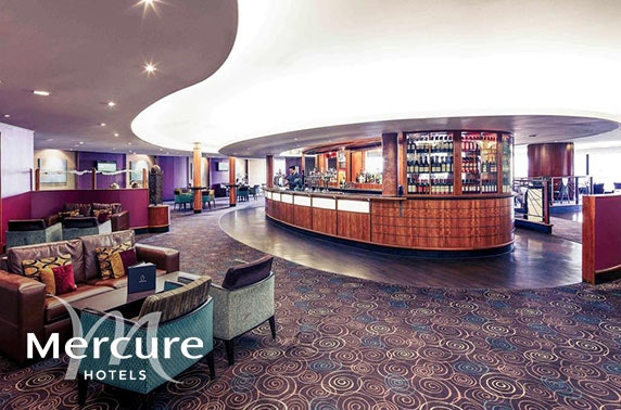 4* Mercure Manchester Piccadilly stay
