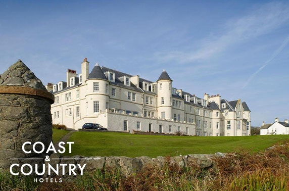 The Portpatrick Hotel stay