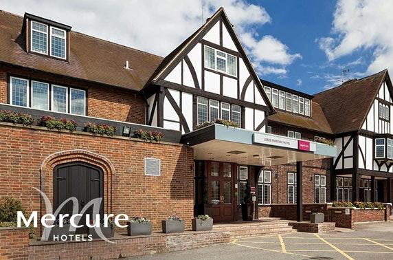 Mercure Leeds Parkway Hotel stay