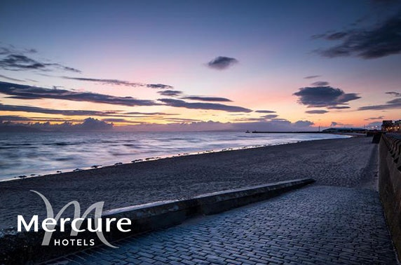 Mercure Ayr Hotel seaside stay