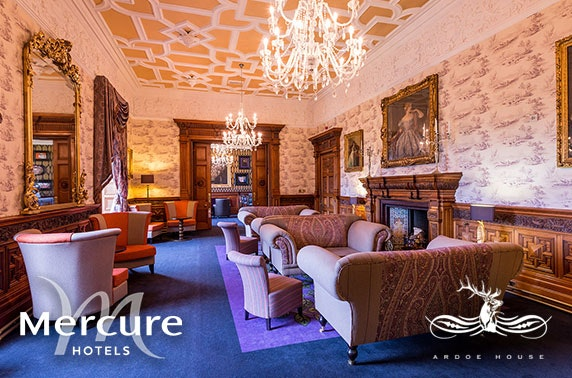 Luxury 4* Ardoe House spa break