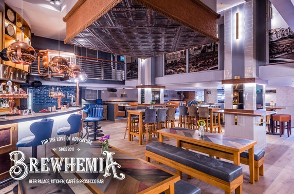 Brewhemia pizzas & drinks