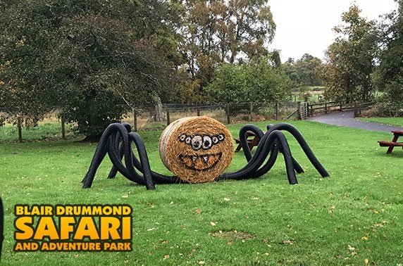 HalloWild at Blair Drummond Safari Park