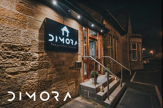 Dimora dining, Newton Mearns