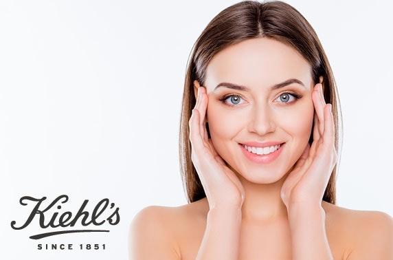 Kiehl's skincare masterclass & facial - £5