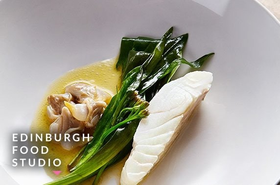 Edinburgh Food Studio lunch