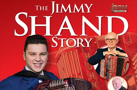Tickets to The Jimmy Shand Story & DBB at Cairndale Hotel