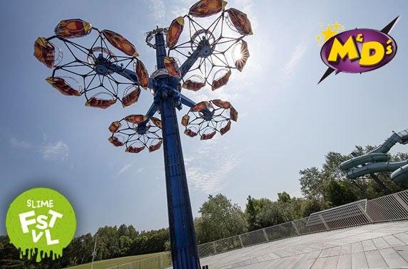 Slime FSTVL, M&D's Scotland's Theme Park