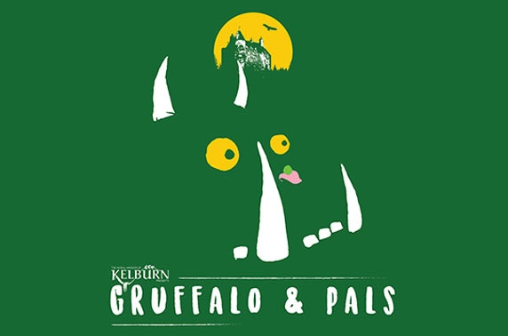 The Gruffalo at Kelburn Estate