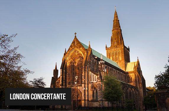 Vivaldi Four Seasons at Glasgow Cathedral