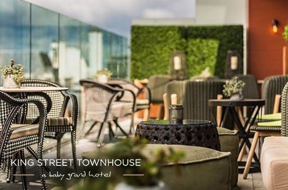 Rooftop BBQ & drinks at King Street Townhouse