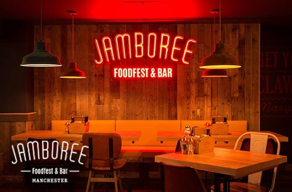 Jamboree drinks & nibbles