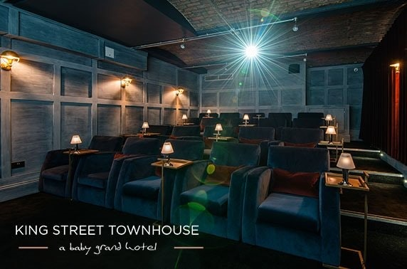 Movie and lunch at King Street Townhouse