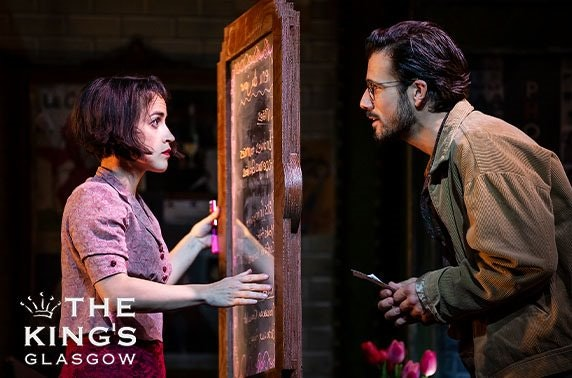 Amélie the Musical at King's Theatre Glasgow