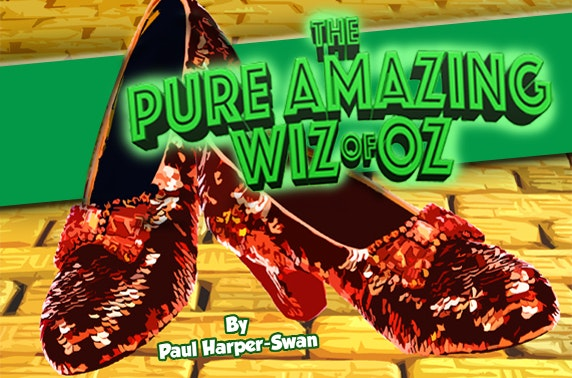The Pure Amazing Wiz of Oz, Websters Theatre