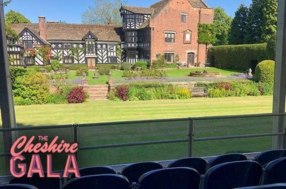The Cheshire Gala Festival