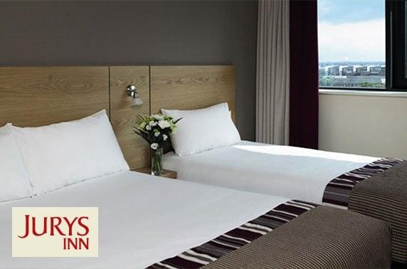 Jurys Inn Aberdeen stay - £69
