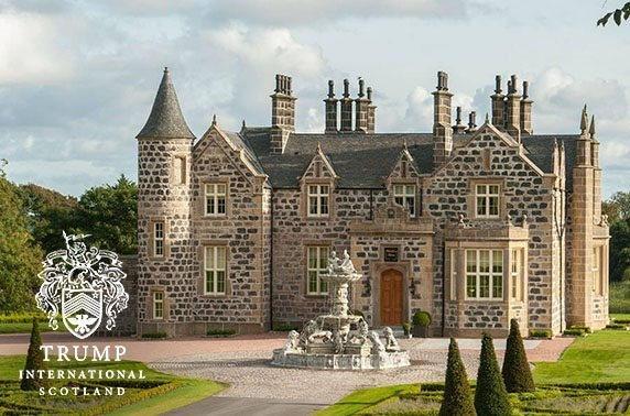 5* luxury Aberdeen stay