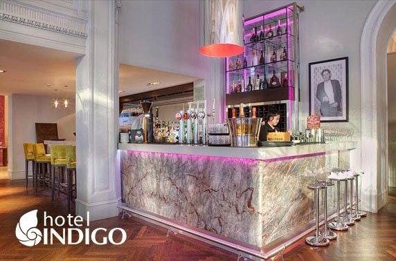 4* Hotel Indigo small plates