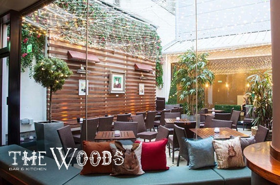 The Woods dining & drinks, City Centre