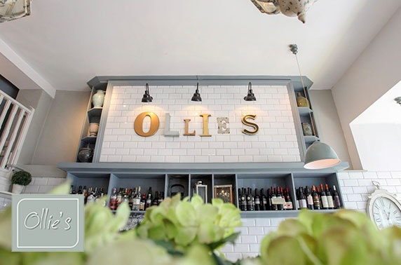 Ollie's dining, Strathbungo