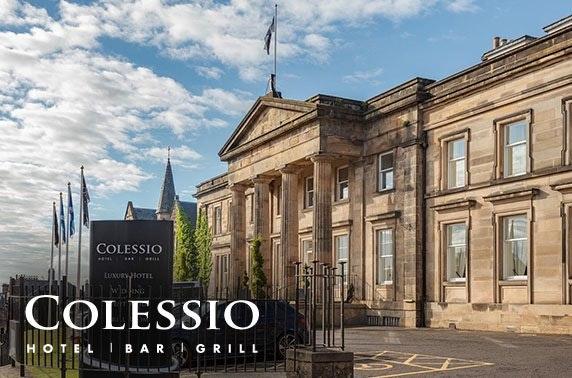 Hotel Colessio DBB, Stirling