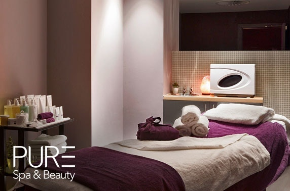PURE Spa & Beauty spa day