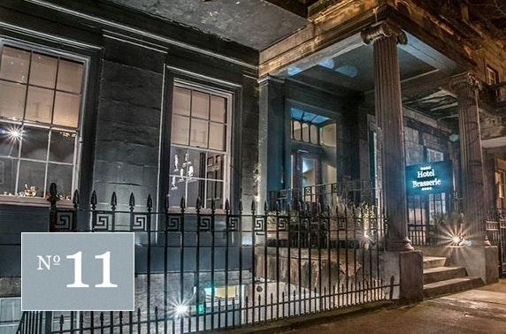 Luxury Edinburgh DBB
