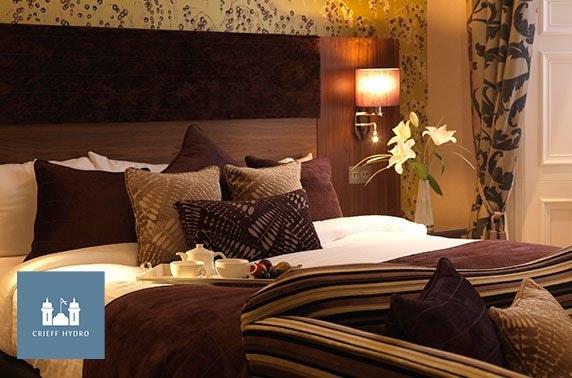 4* Crieff Hydro Hotel DBB