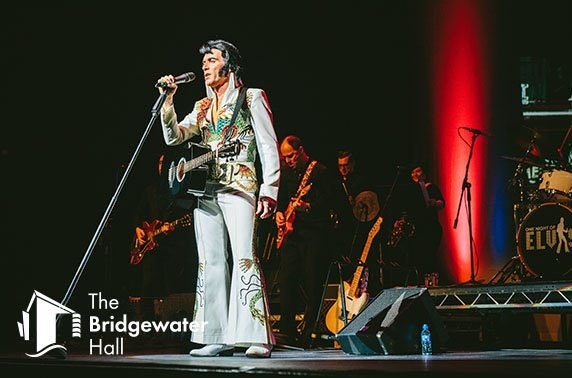 One Night of Elvis at The Bridgewater Hall