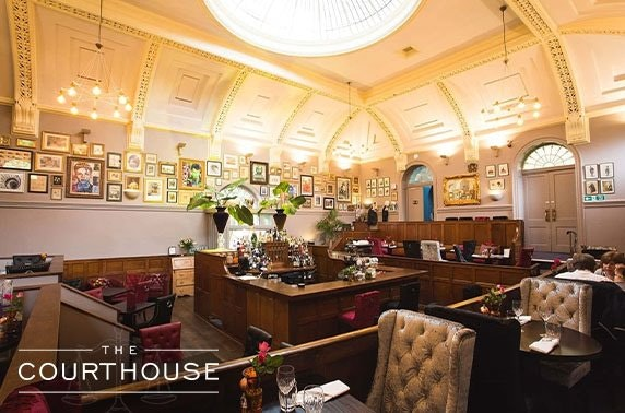 The Courthouse dining, Cheshire