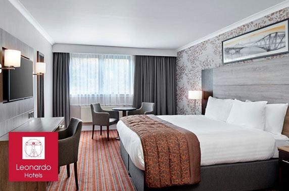 Leonardo Hotel weekend stay, Murrayfield