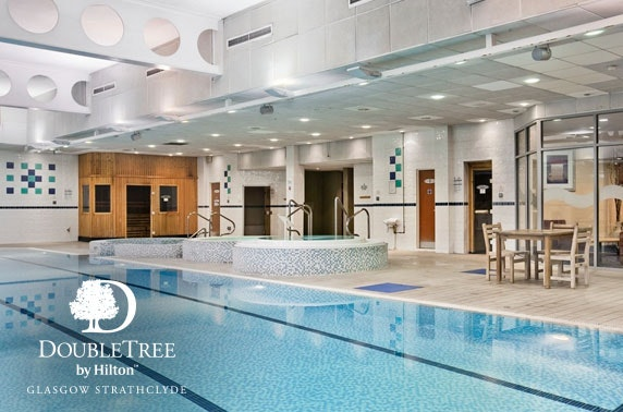 Lunch & leisure, DoubleTree by Hilton Hotel Strathclyde